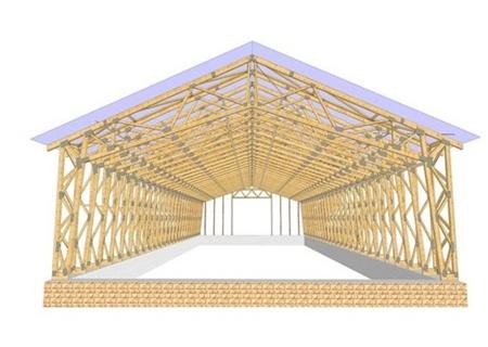 Полная история строительства каркасного деревянного дома