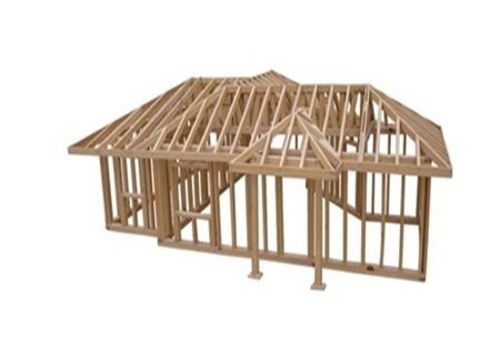 Плюсы строительство каркасных домов (скандинавская технология)
