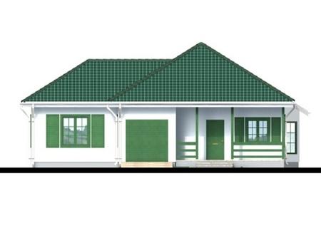 Деревянные панельно-каркасные дома