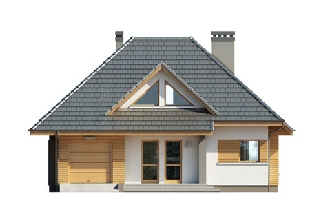 Как строили дома по каркасной технологии