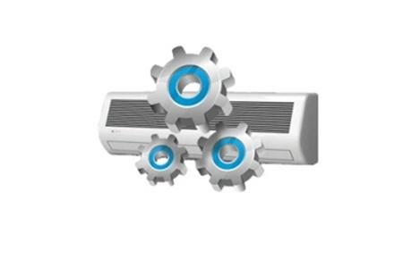 Сервисное обслуживание кондиционирующего устройства: диагностика,чистка,заправка