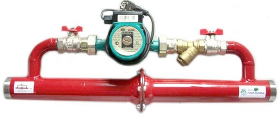 Циркуляционный насосы для водоснабжения и отопления: подбор по инженерной схеме