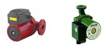 Какой выбрать циркуляционный насос сухого и мокрого типа для систем отопления