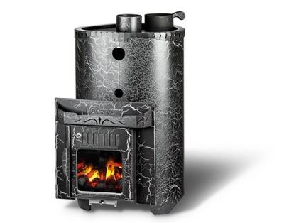 Печка стальная